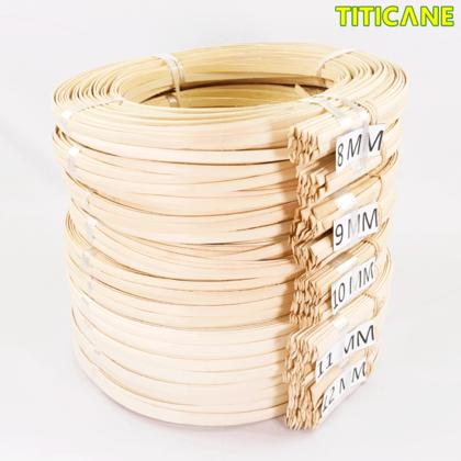 Flat Oval Rattan Core [ Rotan Pulur ] [ 8mm to 12mm ]