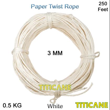 TITICANE Paper Twist Rope [ Tali Kertas ]