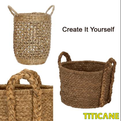 TITICANE Reed Grass Braid [ Dandanan Rumput Buluh ]