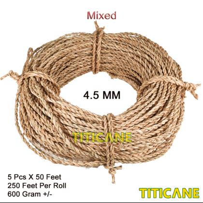 TITICANE Hemp Twist Rope [ Tali Rami ]
